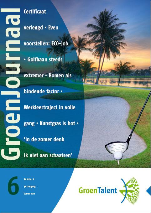 Nieuwsbrief GroenJournaal
