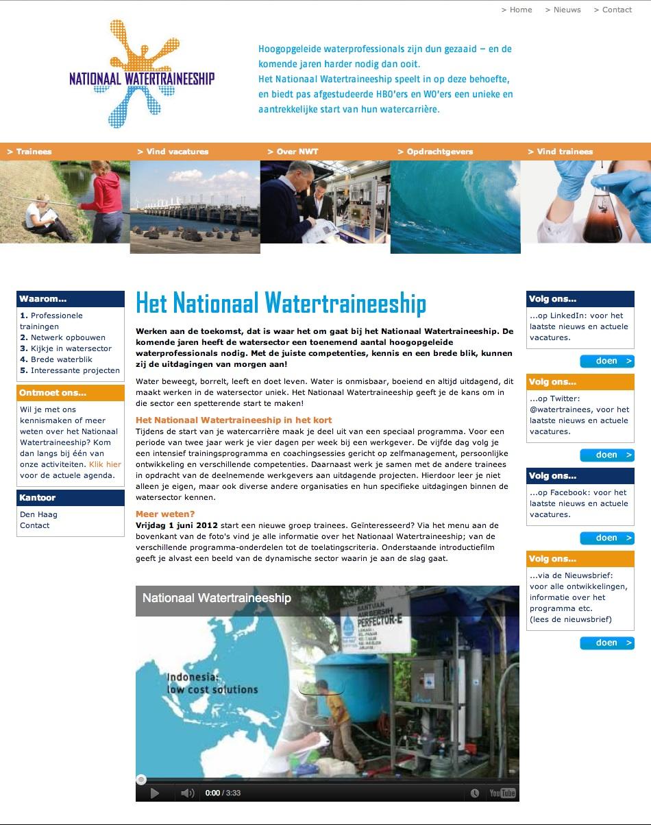 Site NWT